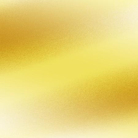 helder gele abstracte achtergrond gouden metalen textuur