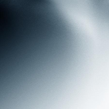 ネイビー ブルーの背景光のクロム金属の質感抽象的なビーム 写真素材