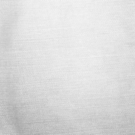 白い綿生地のテクスチャ背景