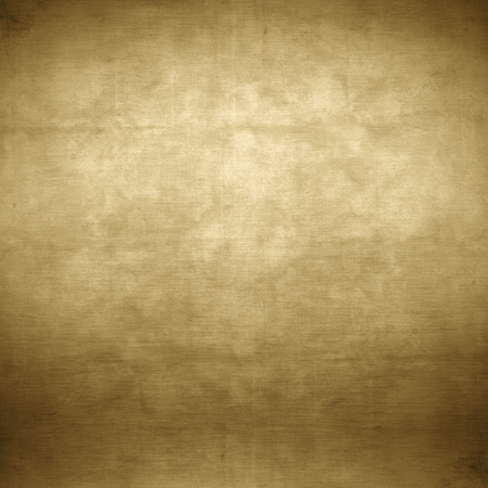 vignetted: brown paper texture grunge background Stock Photo