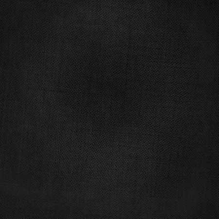 zwarte canvas textuur achtergrond Stockfoto