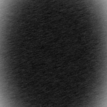 katoenen stof textuur zwarte achtergrond Stockfoto