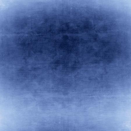 indigo: bright blue grunge background old wall paper texture Stock Photo