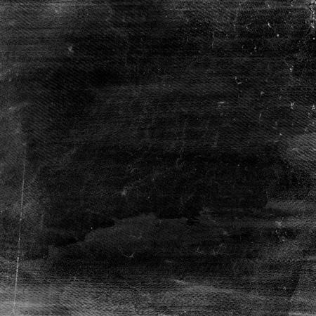Schwarz Grunge Hintergrund alte Leinwand Malerei Papier Textur Standard-Bild - 50211574