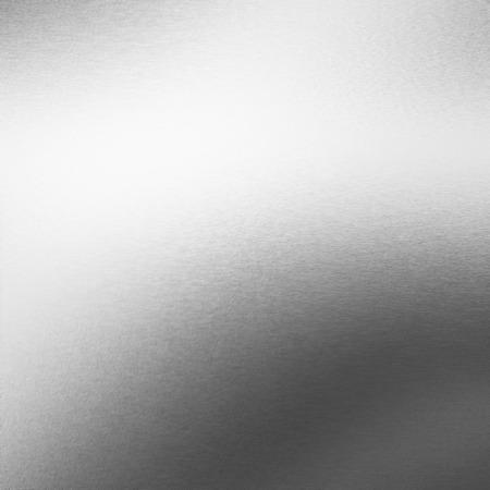 zilver metalen structuur achtergrond, subtiele rasterpatroon Stockfoto