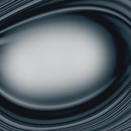 ovalo: arte blanco marco decorativo de color azul marino