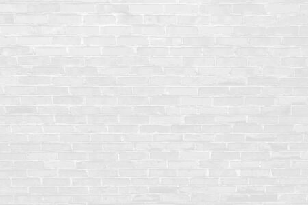 witte bakstenen muur textuur grunge achtergrond
