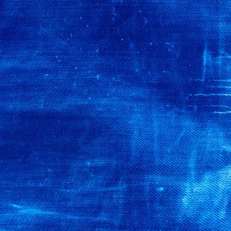 blauwe jeans canvas textuur grunge achtergrond