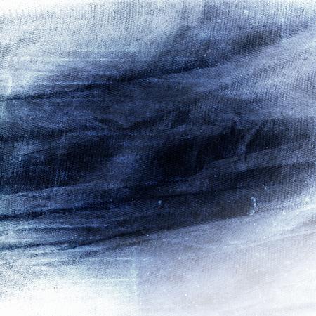 blauwe grunge achtergrond oud papier canvas textuur