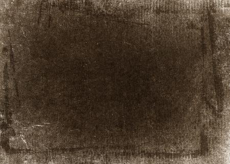 ferraille: fond brun vieille toile de papier texture de fond Banque d'images