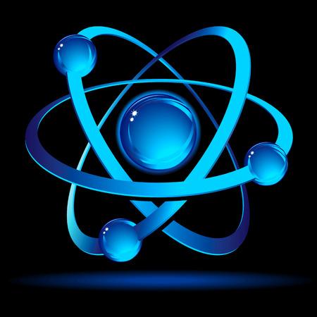 нано: Атом