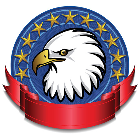 united states air force: Eagle Banner