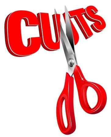 scissor: Cuts