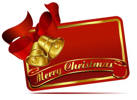 old fashioned: Merry Christmas web banner