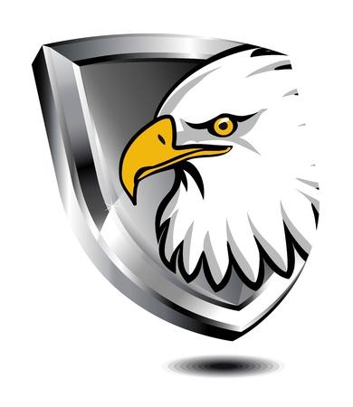 Eagle Shield 일러스트
