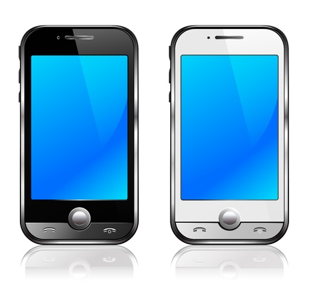 Phone, cell, mobile, cellphone Vector