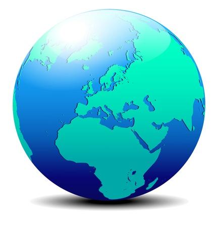 eec: Europe Global World Middle East