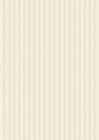 Crème à rayures fond de papier avec une texture douce horizontale