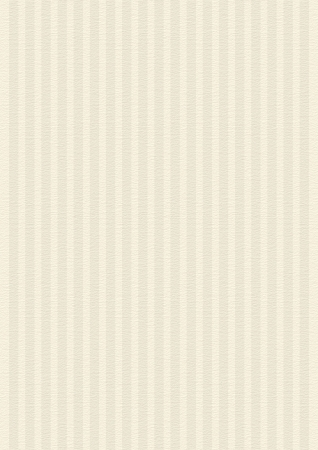 tigrato: Crema Stripe sfondo di carta con una texture morbida e orizzontale Archivio Fotografico