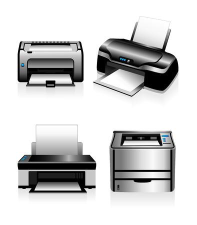 laser printer: Computer Printers - Laser Printers and Ink Jet