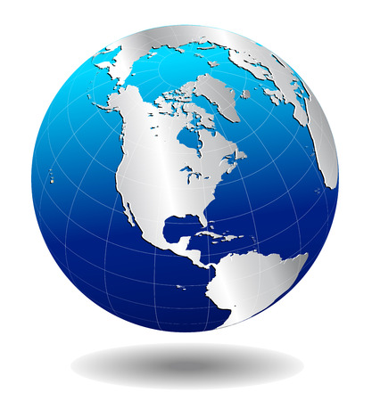 AMERICA Silver Global Wereld