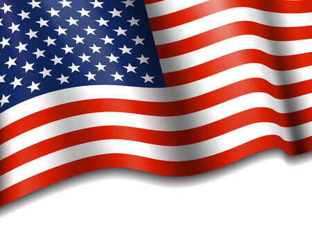 Stars   Stripes American Backgrounds Vector