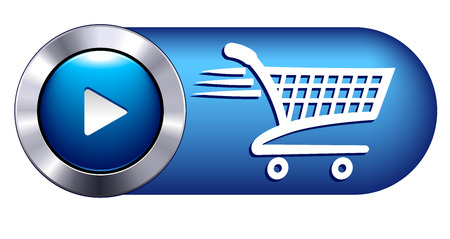 Check Out Icon Symbol Button shopping websites Vector
