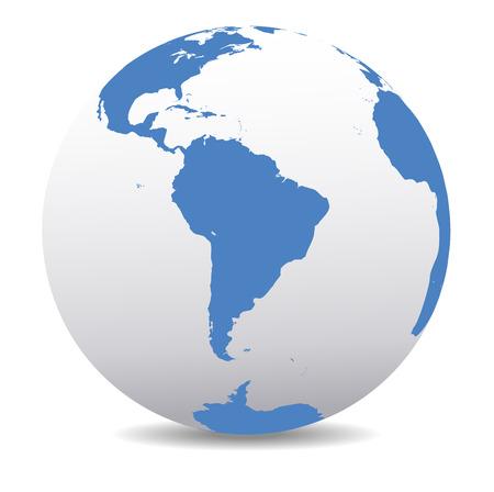 amerique du sud: Am�rique du Sud monde global