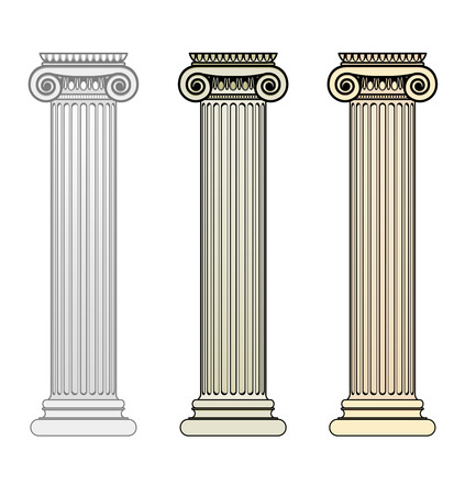 in columns: Ionic Columns