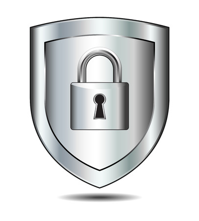 Protection Internet - Login Icon Banque d'images - 35177113