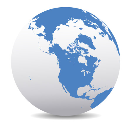siberia: Canada, North America, Siberia and Japan Global World