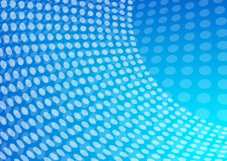 dotted background: Blue Abstract Dotted Background