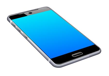 Telefoon Cell Smart Mobile 3D plat