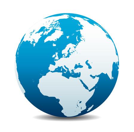 republic of ireland: Europe Global World