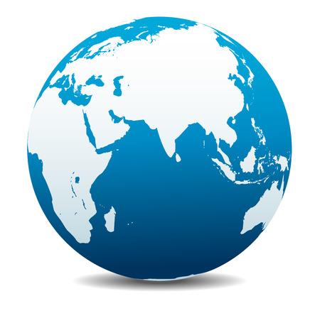 indian ocean: India, Africa, China, Indian Ocean, Global World