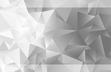 fade: Fade to Grey Triangle Background