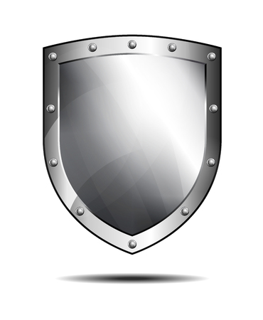 Silver shield, protection Antivirus Security Firewall