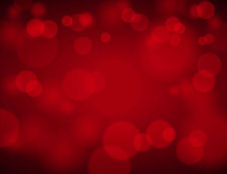 Burgundy Blur Background Illustration
