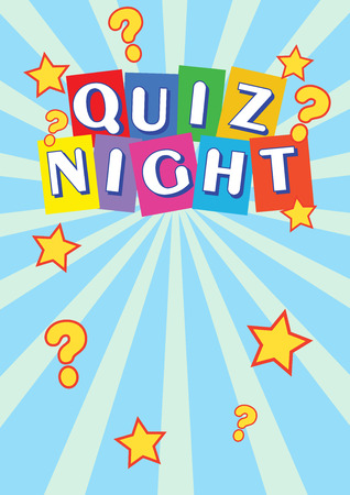 Quiz Night Poster Leaflet