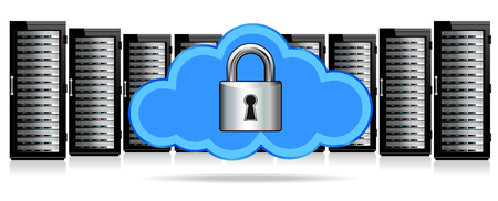 Padlock Cloud Servers Secure Protection