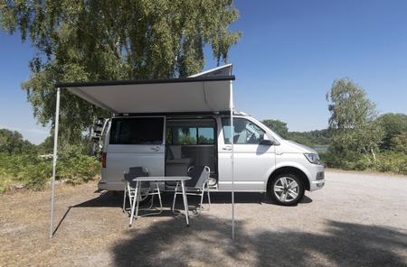 Camper Van Vacation, Holiday Destination