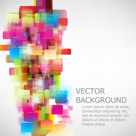 mesh background: Colorful background vector Illustration
