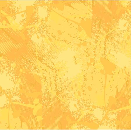 Abstract background in warm colors Illustration