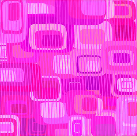 Pink retro background  Vector