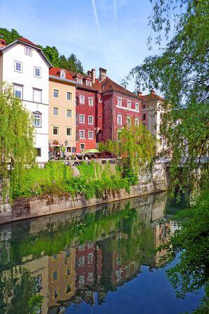 ljubljana: Ljubljana, Slovenia, Europe