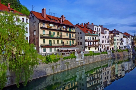 slovenia: Ljubljana, Slovenia, Europe