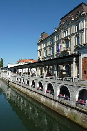 Ljubljana Slovenia, Europe
