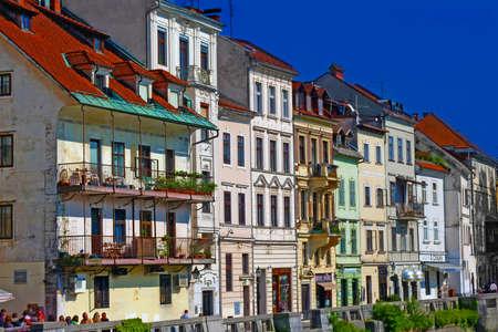 Ljubljana, Slovenia, Europe