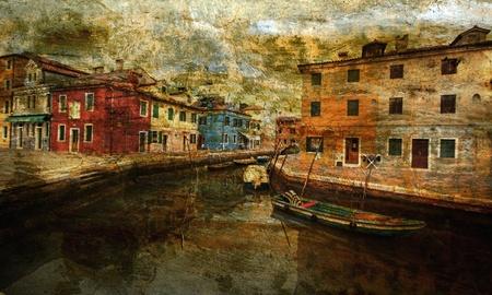 murano: Murano island, near Venice