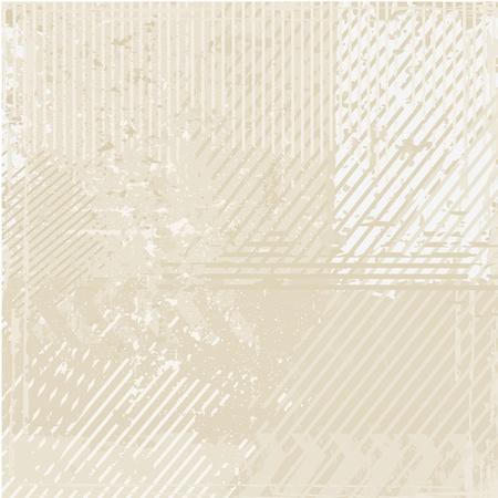 graffiti brown: Grunge vector fondo pastel